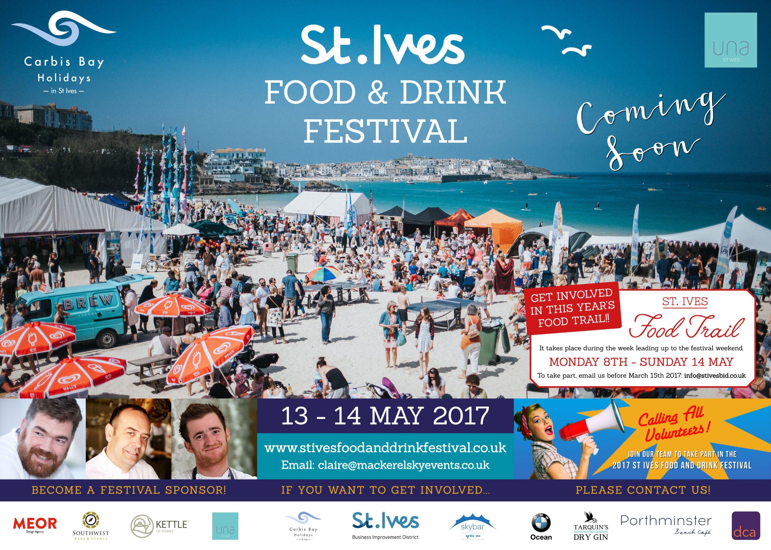 STIVES Food & Drink Festival
