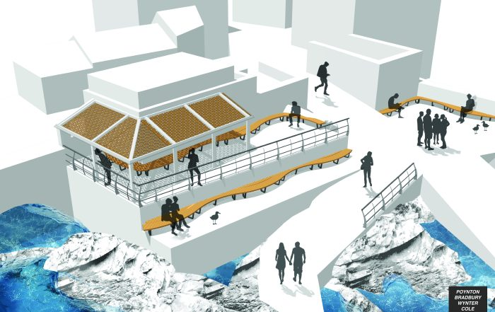 Smeatons Pier proposed Redevelopment - BID St Ives 2015