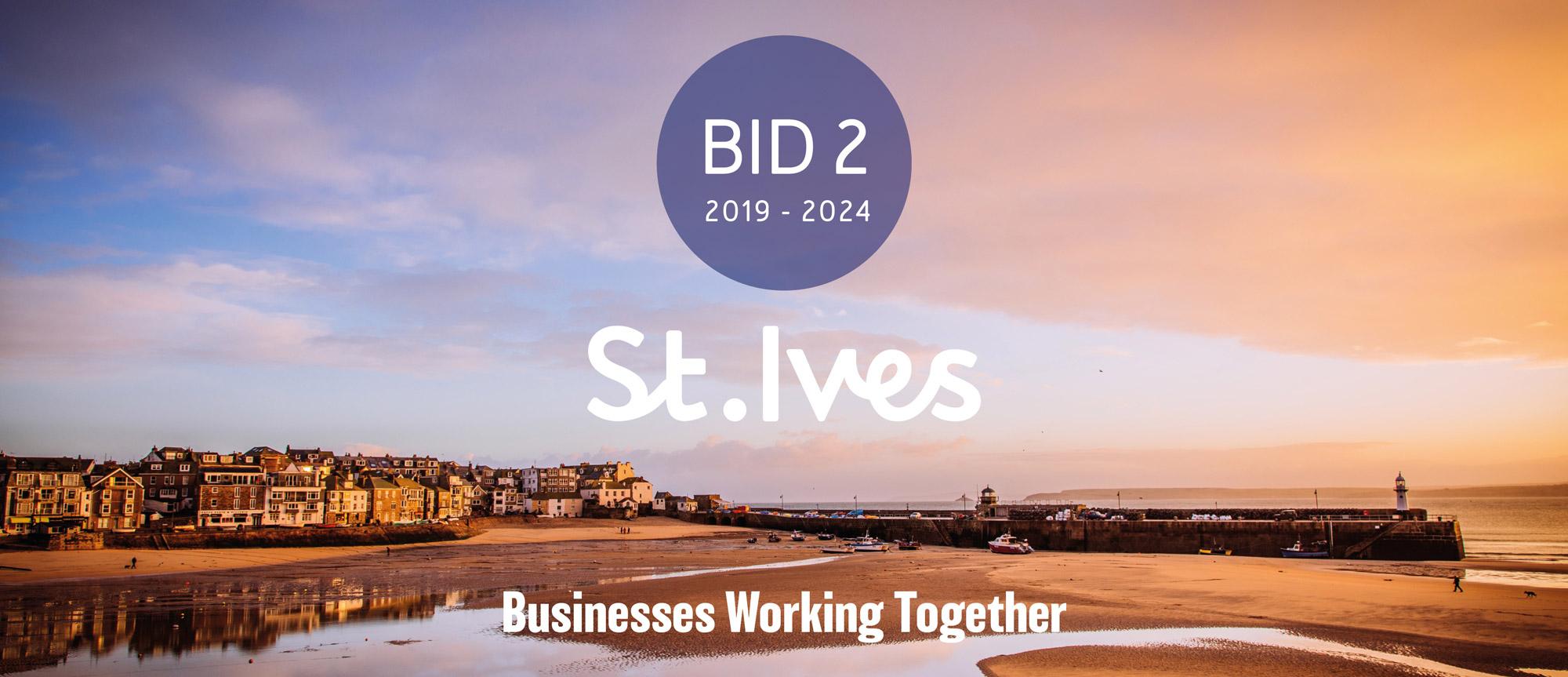 St Ives BID 2 - Renewal Business Plan