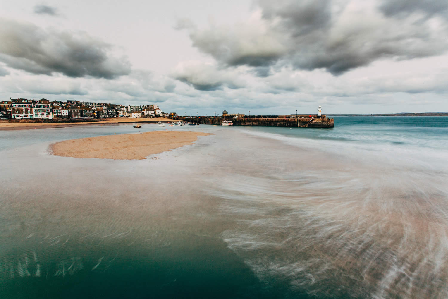Promoting St Ives In The Winter