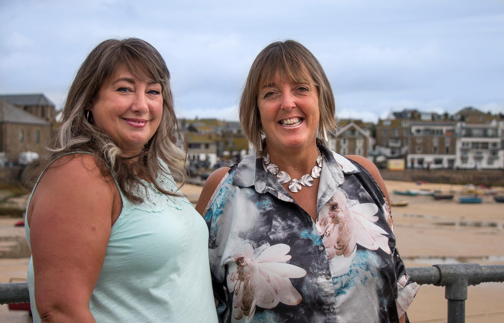 Alex & Helen St Ives BID