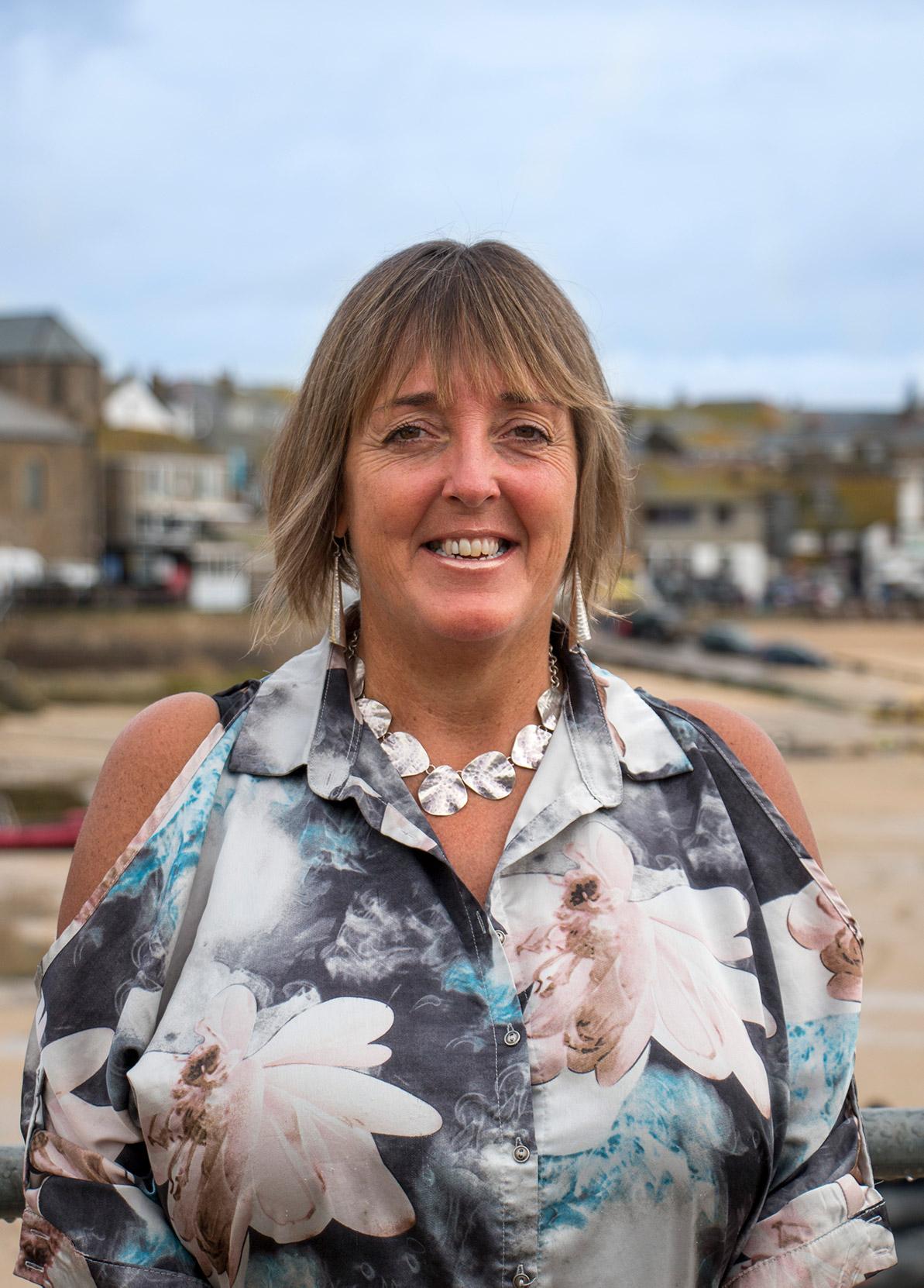 Helen Tripconey St Ives BID Manager