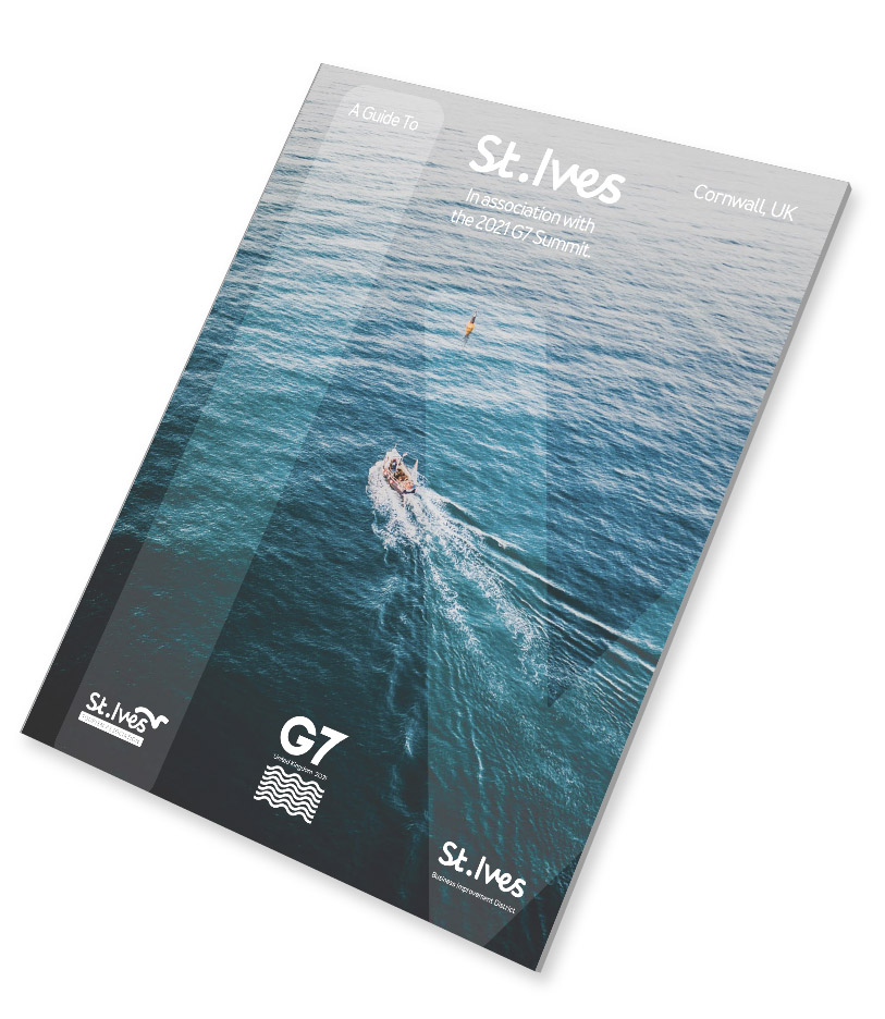 St Ives Business Directory front cover