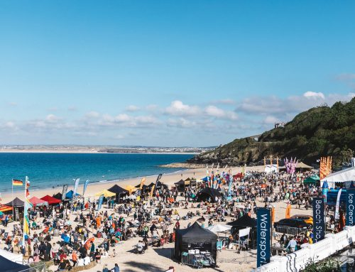 St Ives prepares for a busy September of festivals & events